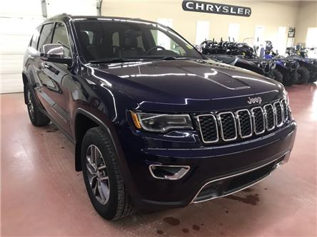 2017 Jeep Grand Cherokee Limited (Stk: T20-26A) in Nipawin - Image 1 of 22