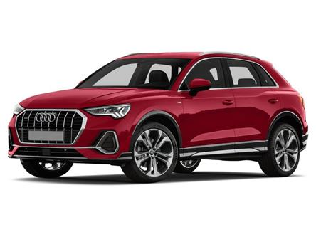 2020 Audi Q3 45 Progressiv (Stk: N5479) in Calgary - Image 1 of 3
