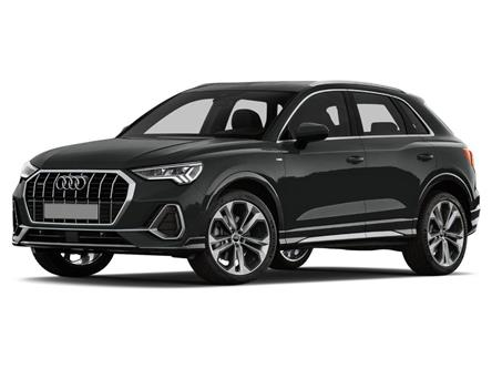 2020 Audi Q3 45 Progressiv (Stk: N5480) in Calgary - Image 1 of 3