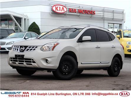 2013 Nissan Rogue S (Stk: 2441) in Burlington - Image 1 of 25