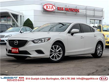 2014 Mazda MAZDA6 GX (Stk: 2453) in Burlington - Image 1 of 26