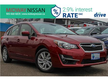2015 Subaru Impreza 2.0i Touring Package (Stk: KW347337A) in Whitby - Image 1 of 26