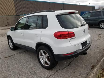 2016 Volkswagen Tiguan  (Stk: 2442) in Burlington - Image 2 of 12