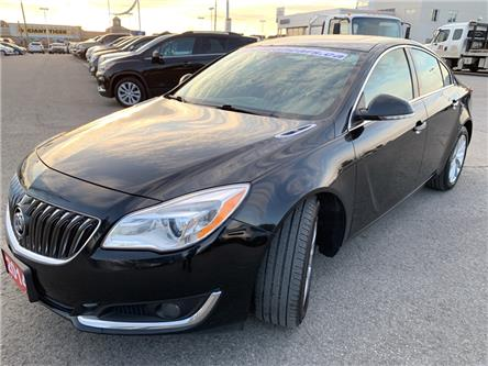 2014 Buick Regal Turbo/e-Assist Premium I (Stk: 186389) in Carleton Place - Image 1 of 17