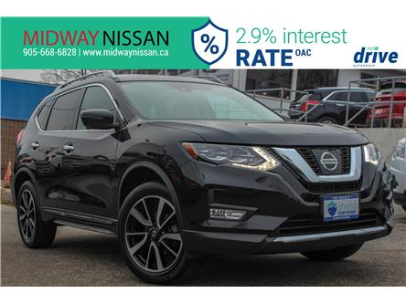2017 Nissan Rogue SL Platinum (Stk: KL566472A) in Whitby - Image 1 of 32