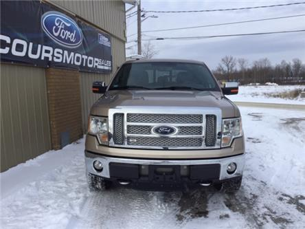 2012 Ford F-150 Lariat (Stk: U-4024) in Kapuskasing - Image 2 of 8