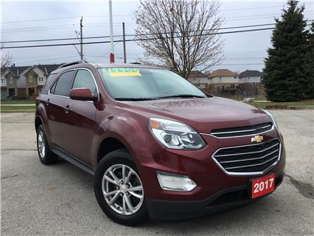2017 Chevrolet Equinox LT (Stk: L068A) in Grimsby - Image 1 of 22