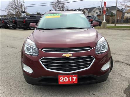 2017 Chevrolet Equinox LT (Stk: L068A) in Grimsby - Image 2 of 22