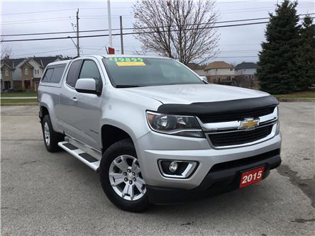 2015 Chevrolet Colorado LT (Stk: K358A) in Grimsby - Image 1 of 18