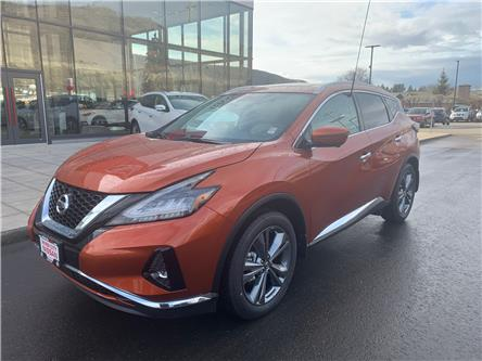 2020 Nissan Murano Platinum (Stk: T20032) in Kamloops - Image 1 of 29