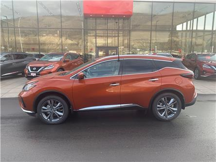 2020 Nissan Murano Platinum (Stk: T20022) in Kamloops - Image 2 of 29