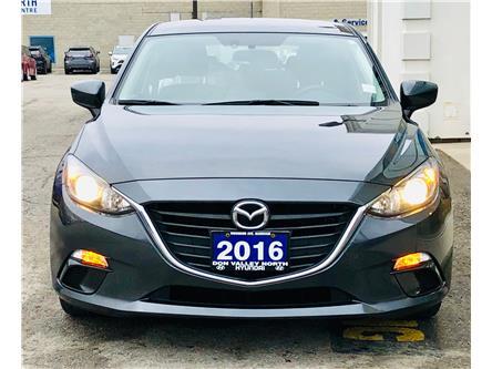 2016 Mazda Mazda3 Sport GS (Stk: 8149) in Markham - Image 2 of 22