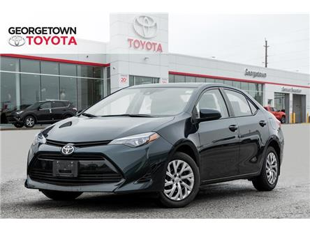 2017 Toyota Corolla LE (Stk: 17-23027GL) in Georgetown - Image 1 of 18
