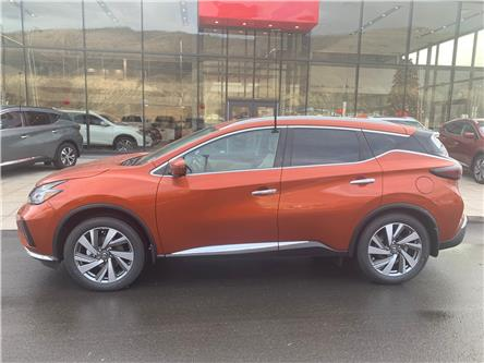 2020 Nissan Murano SL (Stk: T20021) in Kamloops - Image 2 of 29