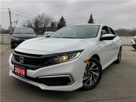 2019 Honda Civic EX (Stk: HP3610) in Toronto - Image 1 of 31