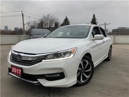 2017 Honda Accord EX-L (Stk: A191465A) in Toronto - Image 1 of 32