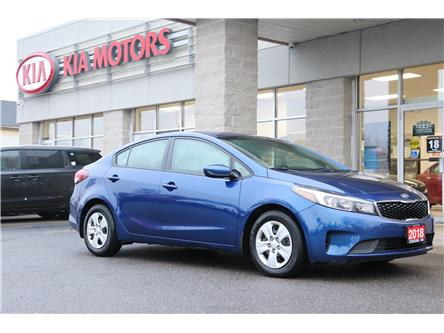2018 Kia Forte LX (Stk: 52337-18) in Cobourg - Image 1 of 21