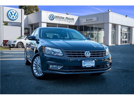 2016 Volkswagen Passat 1.8 TSI Comfortline (Stk: VW1011) in Vancouver - Image 1 of 21