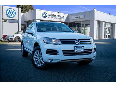 2014 Volkswagen Touareg 3.6L Comfortline (Stk: VW1002A) in Vancouver - Image 1 of 24