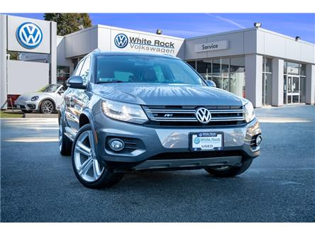 2016 Volkswagen Tiguan Highline (Stk: VW1010) in Vancouver - Image 1 of 24