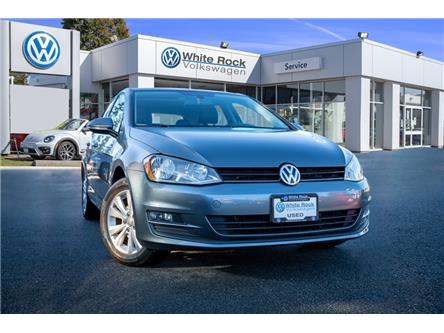 2016 Volkswagen Golf 1.8 TSI Comfortline (Stk: VW1020) in Vancouver - Image 1 of 22