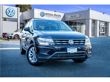 2019 Volkswagen Tiguan Trendline (Stk: VW1022) in Vancouver - Image 1 of 24