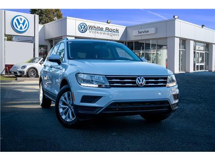 2019 Volkswagen Tiguan Trendline (Stk: VW1024) in Vancouver - Image 1 of 20
