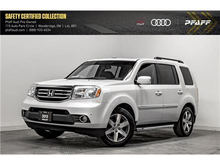 2013 Honda Pilot Touring (Stk: C7217A) in Woodbridge - Image 1 of 22