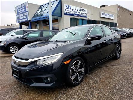 2017 Honda Civic Touring (Stk: ) in Concord - Image 1 of 21