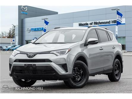 2018 Toyota RAV4 LE (Stk: 19-725DTA) in Richmond Hill - Image 1 of 19