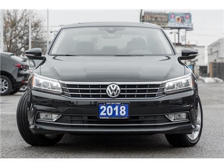 2018 Volkswagen Passat 2.0 TSI Highline (Stk: P0459) in Richmond Hill - Image 2 of 21
