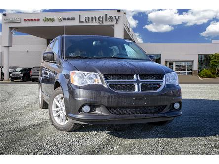 2019 Dodge Grand Caravan CVP/SXT (Stk: K762685) in Surrey - Image 1 of 22