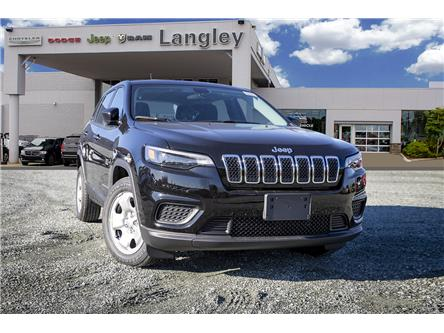 2020 Jeep Cherokee Sport (Stk: L545673) in Surrey - Image 1 of 20