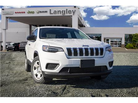 2020 Jeep Cherokee Sport (Stk: L552014) in Surrey - Image 1 of 19