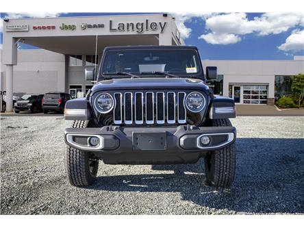 2020 Jeep Wrangler Unlimited Sahara (Stk: L177205) in Surrey - Image 2 of 22