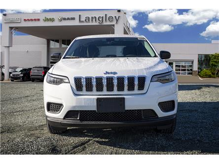 2020 Jeep Cherokee Sport (Stk: L552014) in Surrey - Image 2 of 19