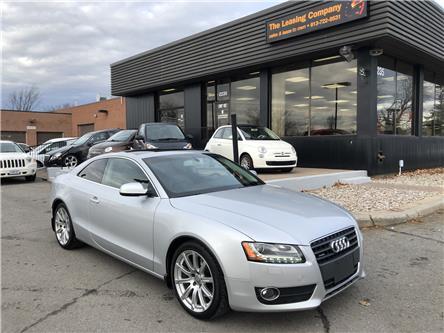 2010 Audi A5 2.0T Premium (Stk: ) in Ottawa - Image 1 of 18