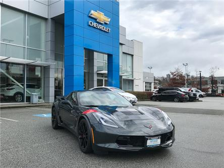 2019 Chevrolet Corvette Grand Sport (Stk: 973130) in North Vancouver - Image 2 of 24