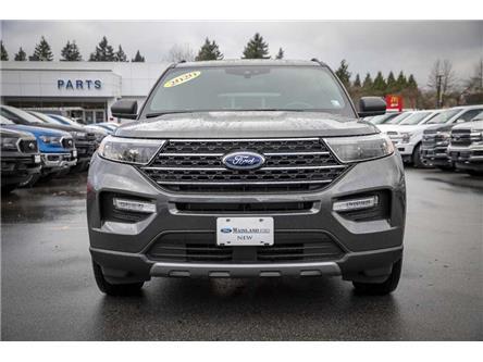 2020 Ford Explorer XLT (Stk: 20EX4057) in Vancouver - Image 2 of 28
