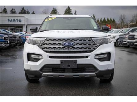 2020 Ford Explorer Limited (Stk: 20EX7930) in Vancouver - Image 2 of 27
