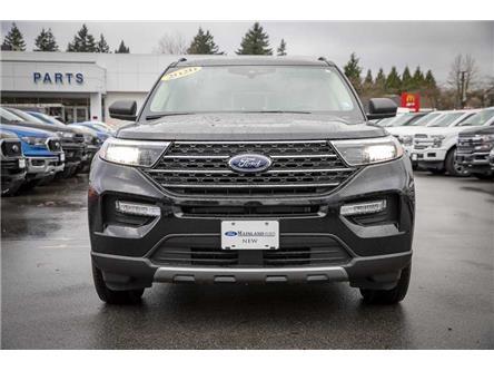 2020 Ford Explorer XLT (Stk: 20EX8879) in Vancouver - Image 2 of 24