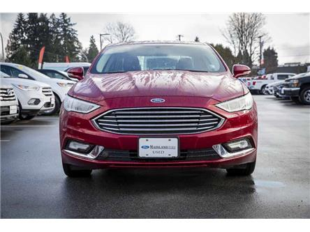 2017 Ford Fusion Titanium (Stk: P5940) in Vancouver - Image 2 of 27