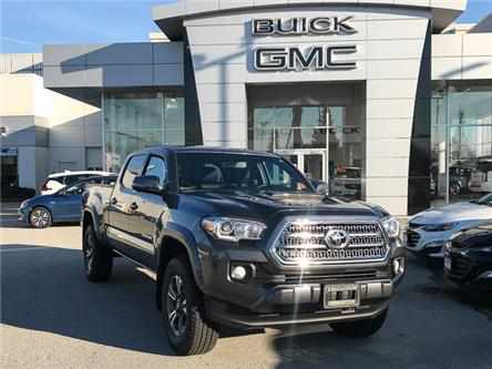 2017 Toyota Tacoma Limited (Stk: 9R40422) in North Vancouver - Image 2 of 27