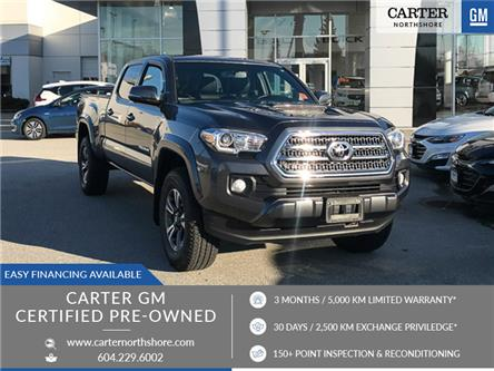 2017 Toyota Tacoma Limited (Stk: 9R40422) in North Vancouver - Image 1 of 27