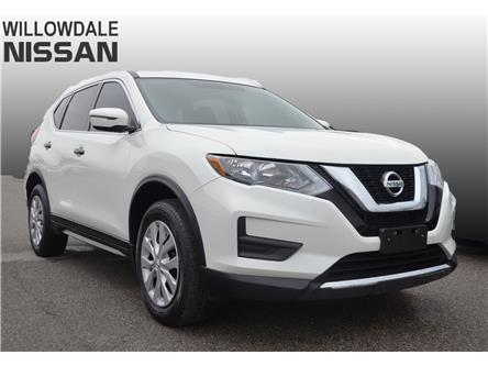 2017 Nissan Rogue S (Stk: E7444A) in Thornhill - Image 1 of 25