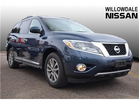 2015 Nissan Pathfinder SL (Stk: E6257A) in Thornhill - Image 1 of 29