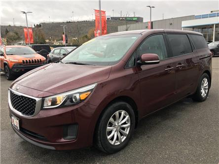 2016 Kia Sedona L (Stk: P176273) in Saint John - Image 1 of 23