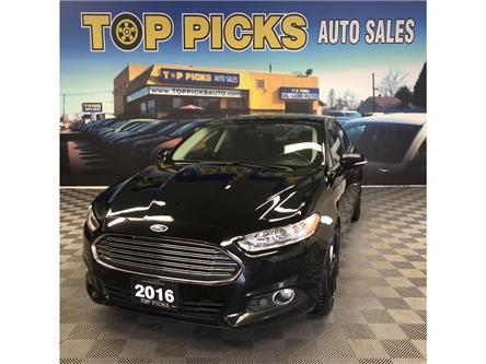 2016 Ford Fusion SE (Stk: 248723) in NORTH BAY - Image 1 of 29