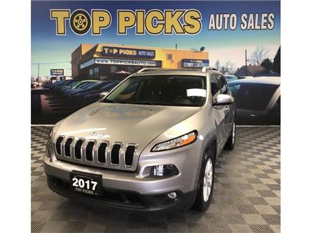 2017 Jeep Cherokee North (Stk: 607843) in NORTH BAY - Image 1 of 28