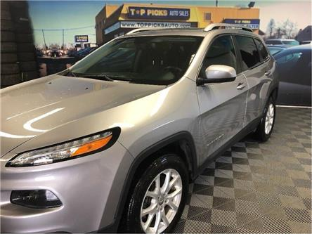 2017 Jeep Cherokee North (Stk: 607843) in NORTH BAY - Image 2 of 28